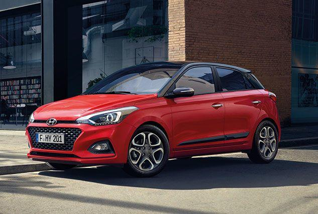 New HYUNDAI I20 HATCHBACK at BCC Cars