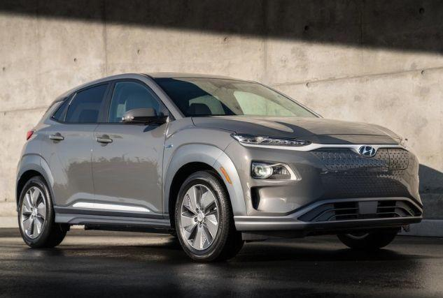 New HYUNDAI KONA ELECTRIC HATCHBACK at BCC Cars