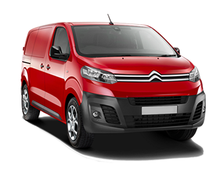 New CITROEN DISPATCH XS DIESEL at BCC Cars