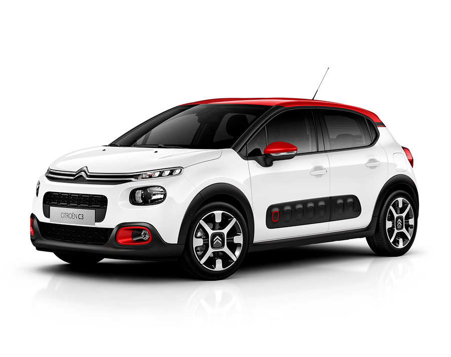 New CITROEN C3 HATCHBACK at BCC Cars