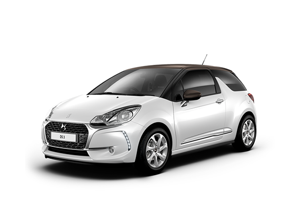 New DS DS 3 DIESEL HATCHBACK at BCC Cars
