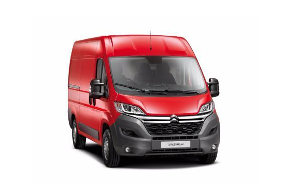 New CITROEN RELAY 35 HEAVY L4 DIESEL at BCC Cars
