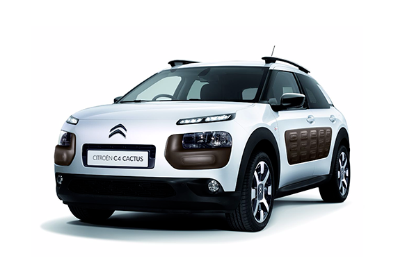 New CITROEN C4 CACTUS DIESEL HATCHBACK at BCC Cars