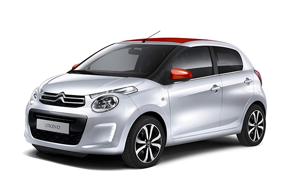 New CITROEN C1 AIRSCAPE HATCHBACK at BCC Cars