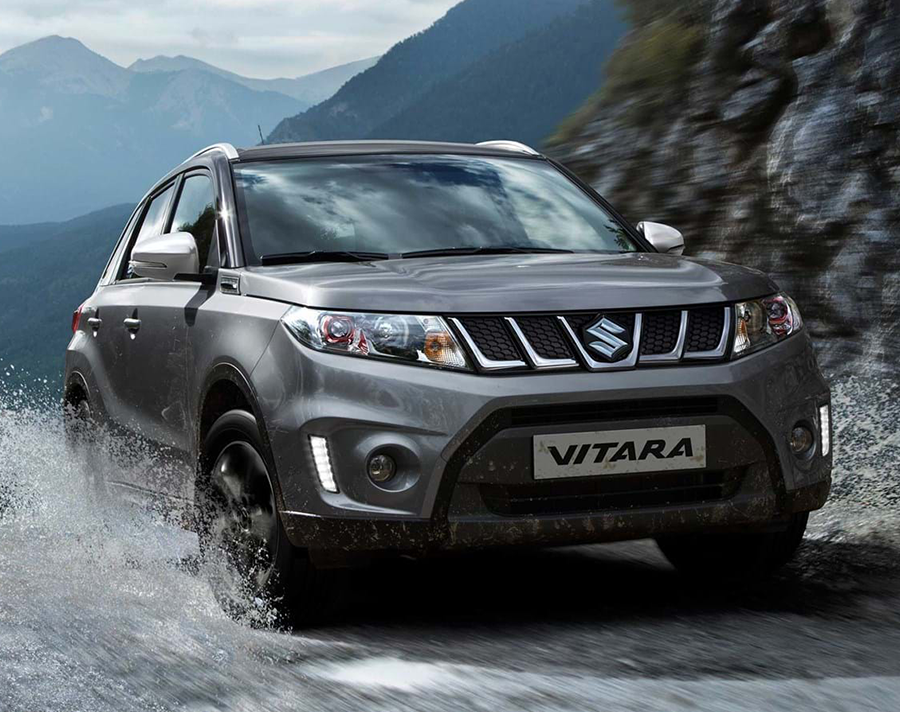 New SUZUKI VITARA SPECIAL EDITION at BCC Cars