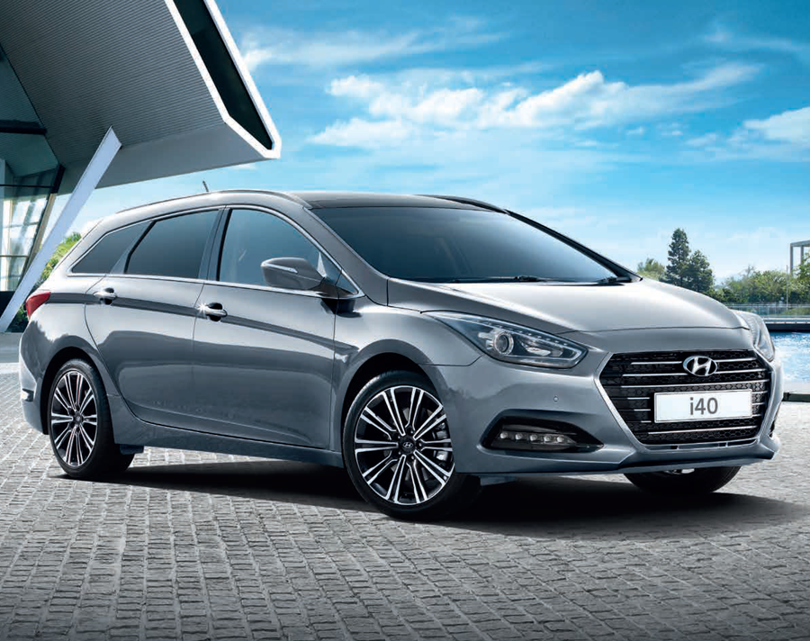 New HYUNDAI I40 DIESEL SALOON at BCC Cars