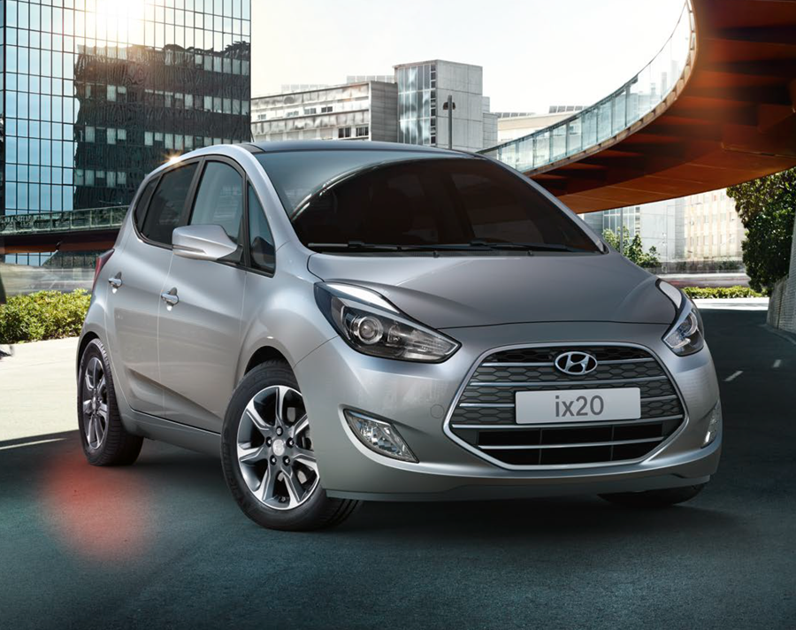 New HYUNDAI IX20 HATCHBACK at BCC Cars