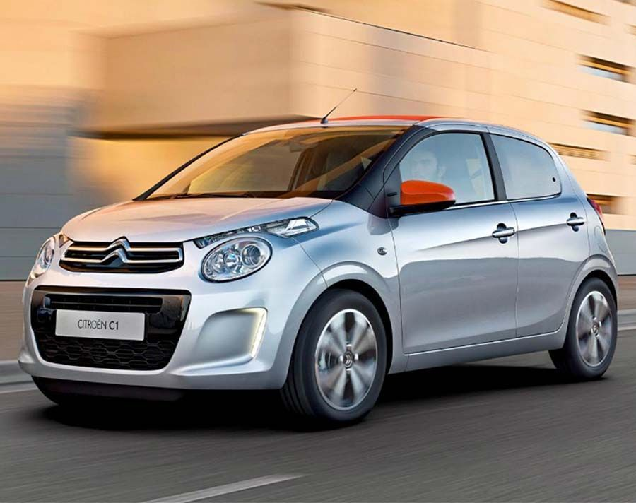 New CITROEN C1 HATCHBACK at BCC Cars