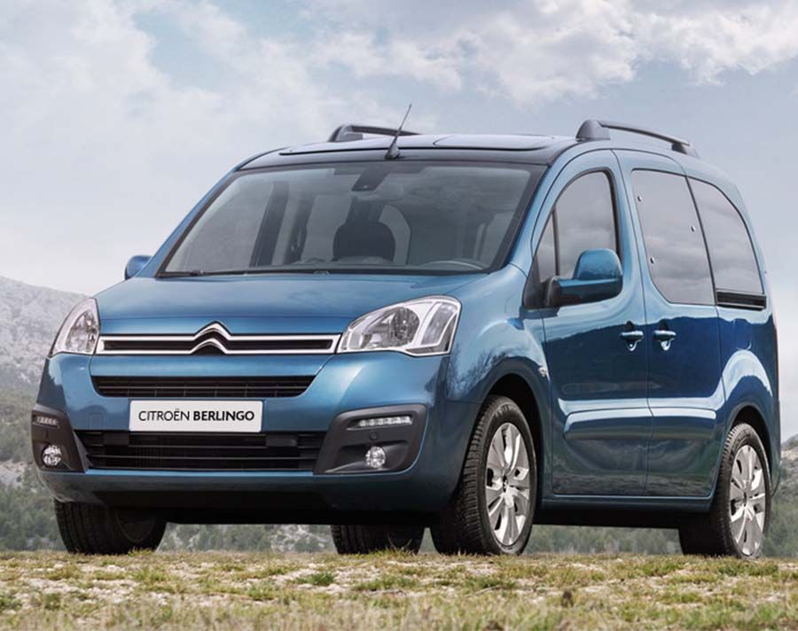New CITROEN BERLINGO MULTISPACE ESTATE at BCC Cars