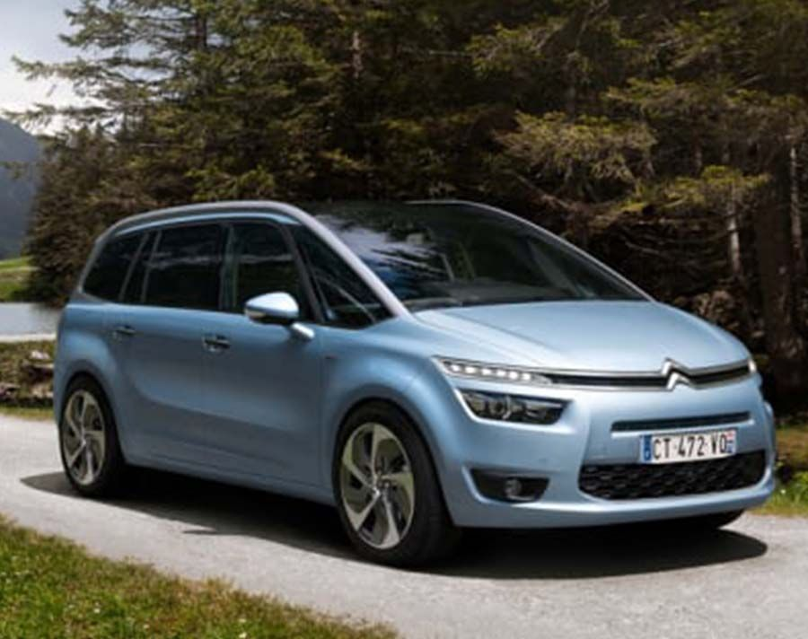 New CITROEN GRAND C4 PICASSO ESTATE at BCC Cars