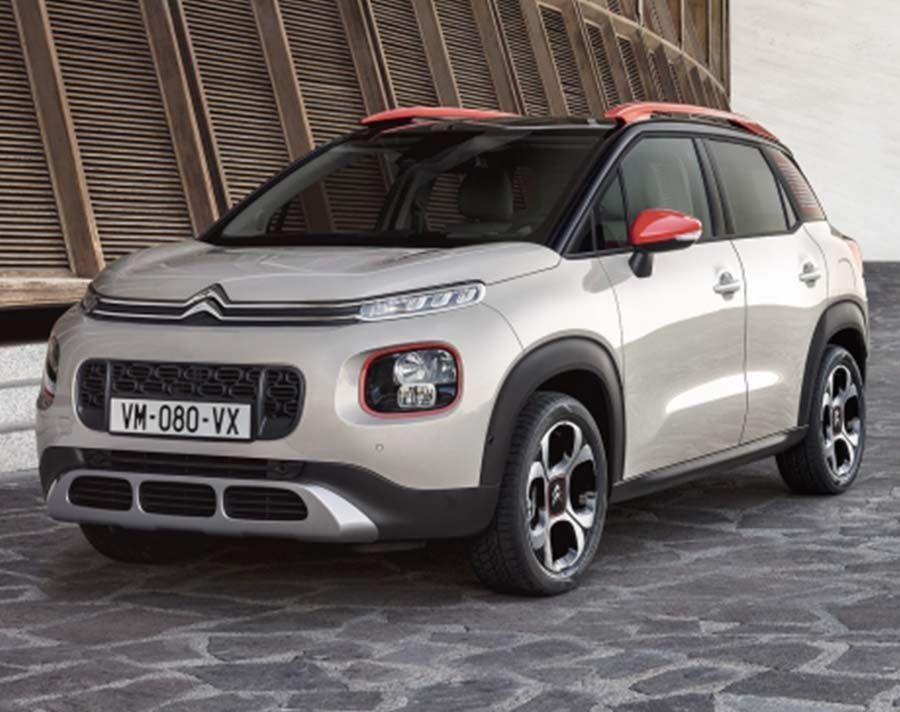 New CITROEN C3 AIRCROSS DIESEL HATCHBACK at BCC Cars