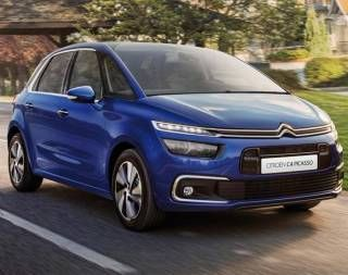 New CITROEN C4 PICASSO DIESEL ESTATE at BCC Cars