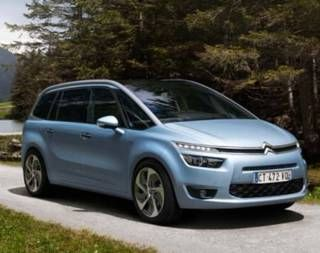 New CITROEN GRAND C4 PICASSO DIESEL ESTATE at BCC Cars