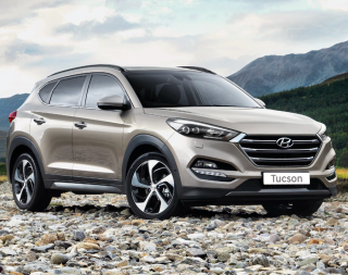 New HYUNDAI TUCSON DIESEL ESTATE at BCC Cars