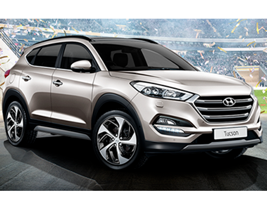 New HYUNDAI TUCSON SPECIAL EDITIONS at BCC Cars