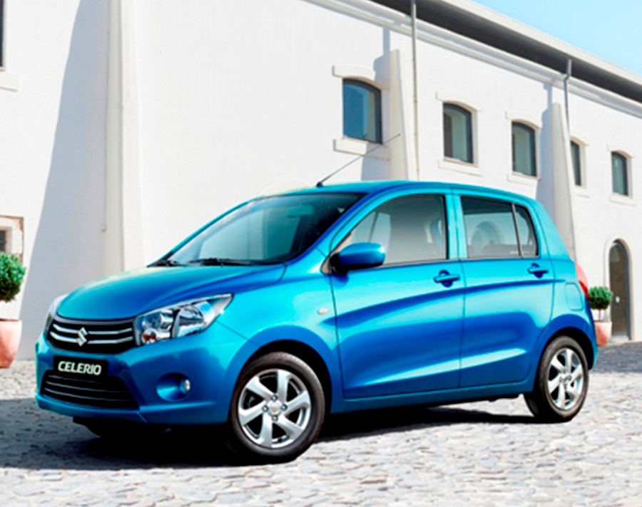 New SUZUKI CELERIO HATCHBACK at BCC Cars