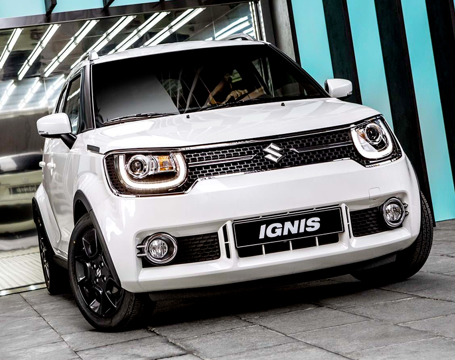 New SUZUKI IGNIS HATCHBACK at BCC Cars