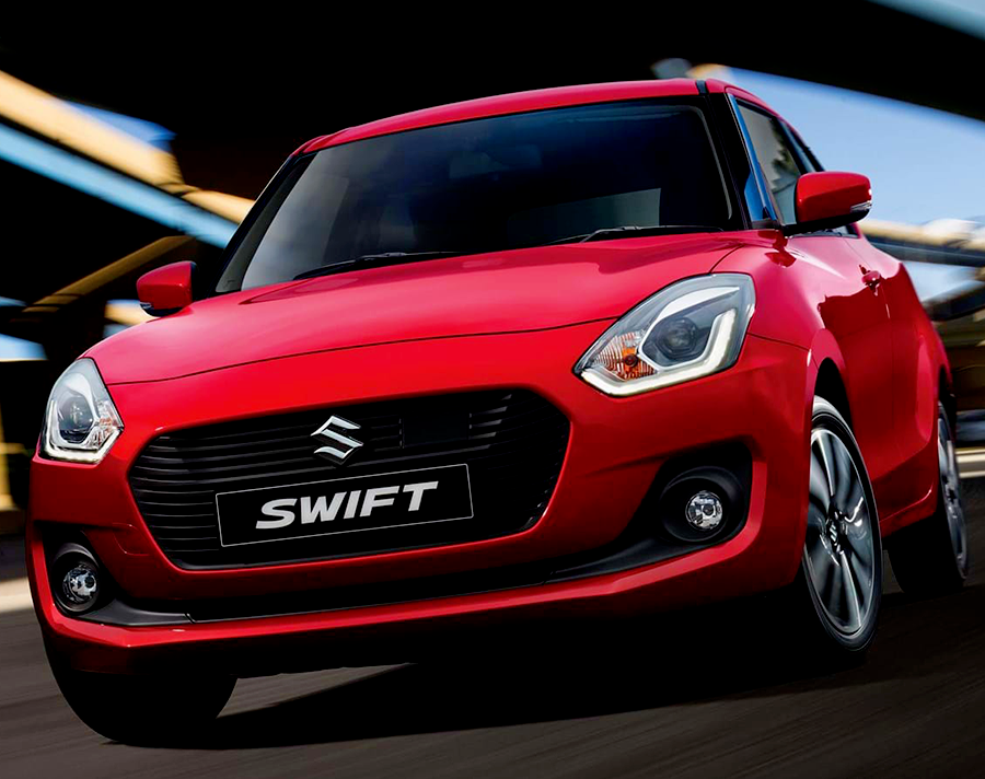 New SUZUKI SWIFT HATCHBACK at BCC Cars