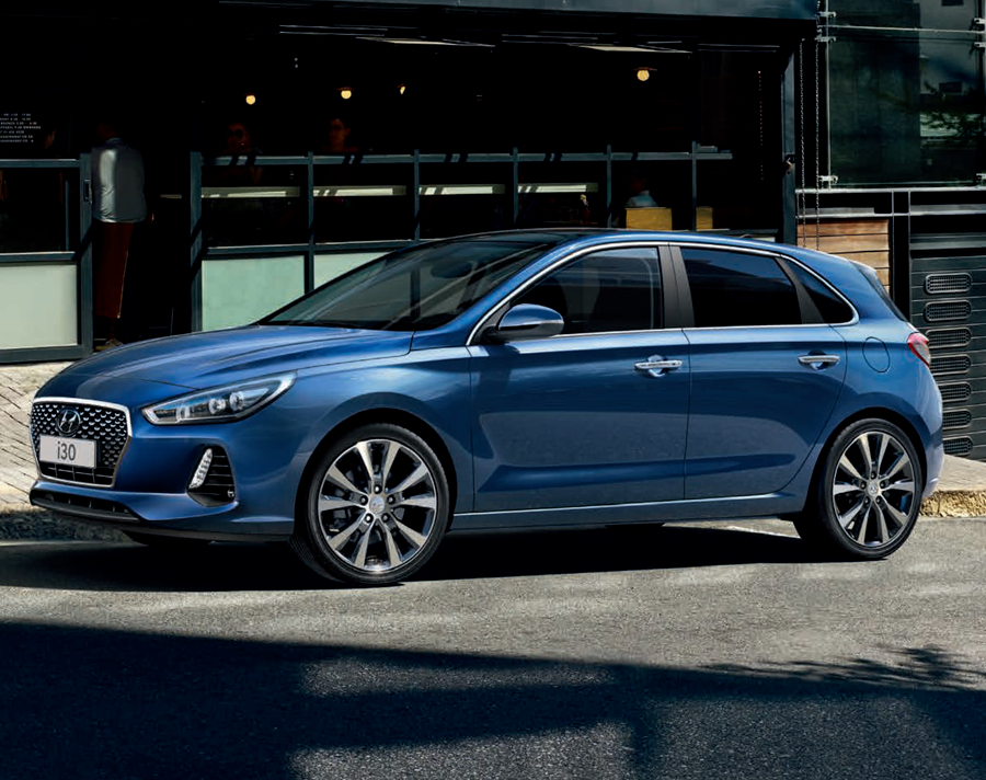 New HYUNDAI I30 HATCHBACK at BCC Cars