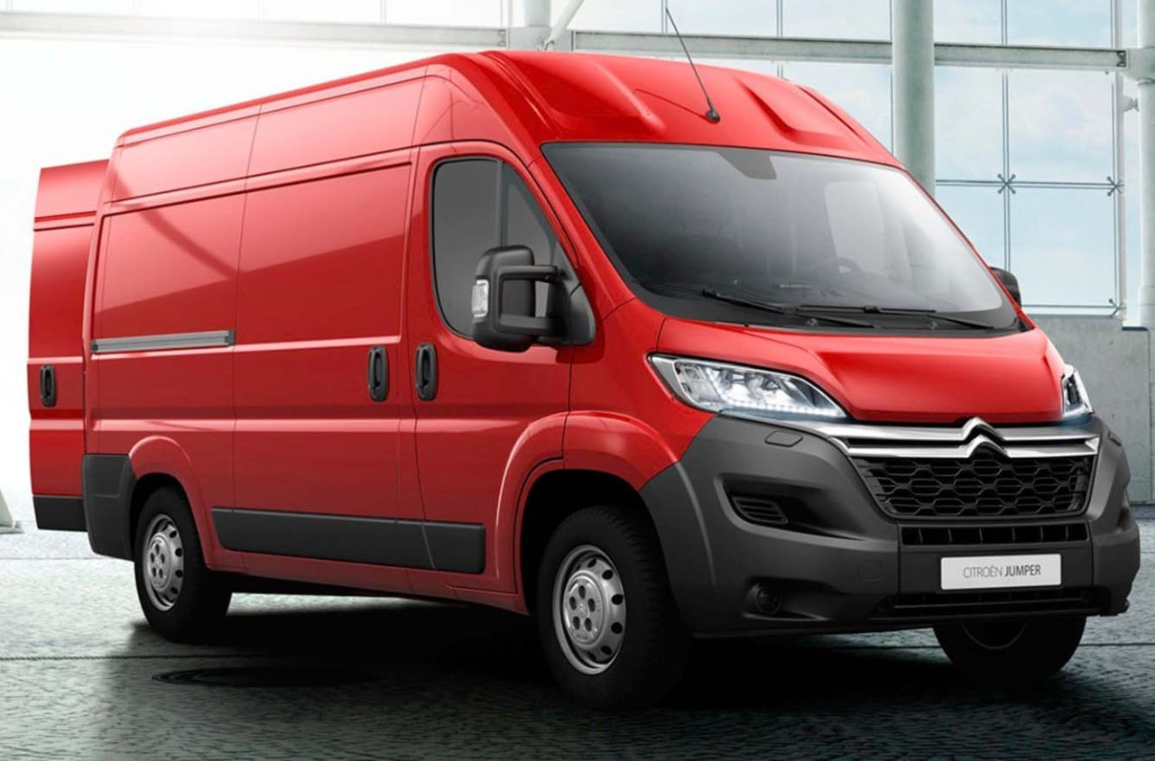 New CITROEN RELAY 35 L2 DIESEL at BCC Cars