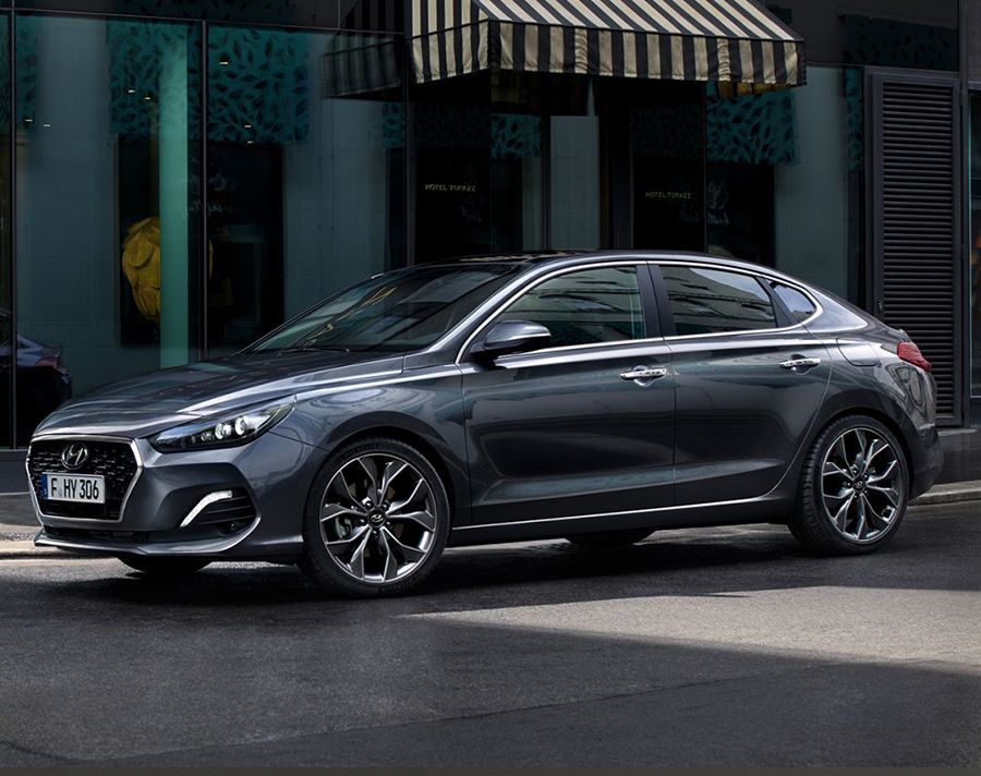 New HYUNDAI I30 FASTBACK at BCC Cars