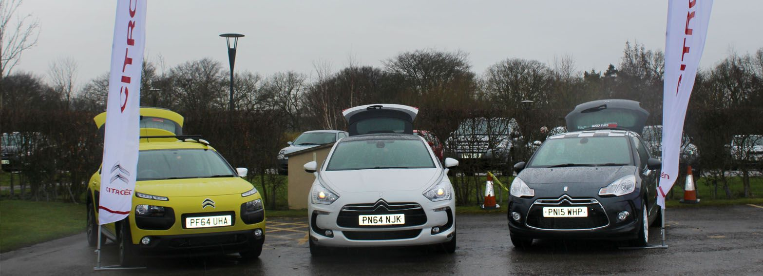 Blackburn Citroen at The Business Network Event