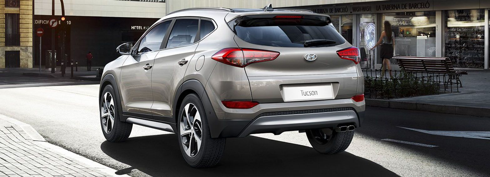 Introducing the All-New Tucson