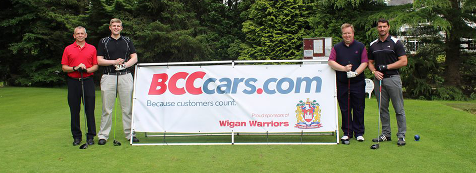 Proud to sponsor Super League Grand Final winners, Wigan Warriors!