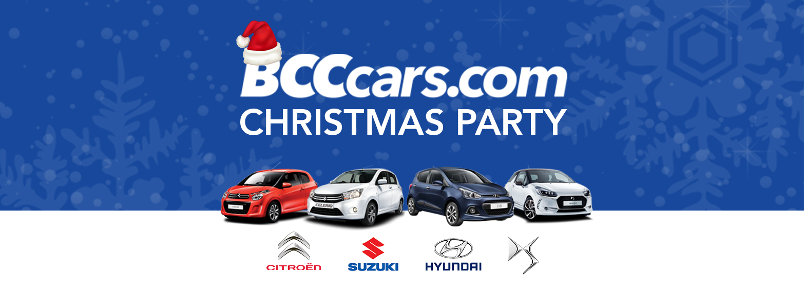 BCC Cars Christmas Party!