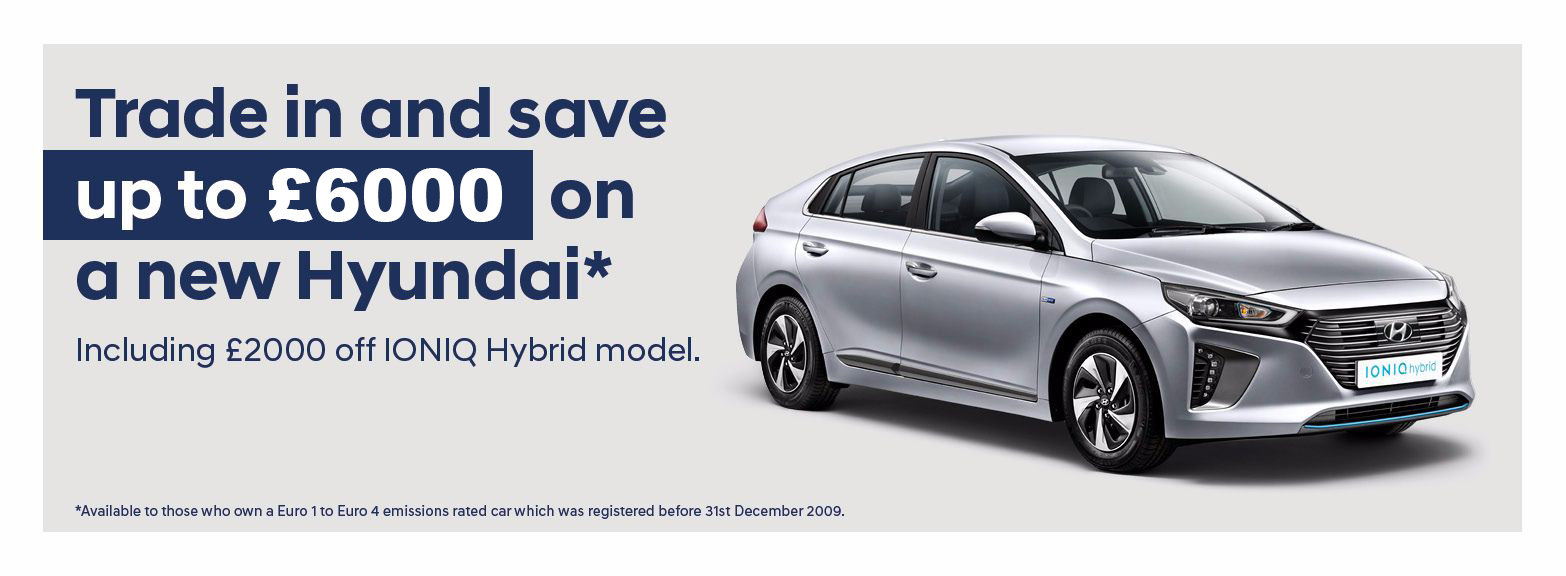 Hyundai Scrappage and Emissions Reduction Scheme