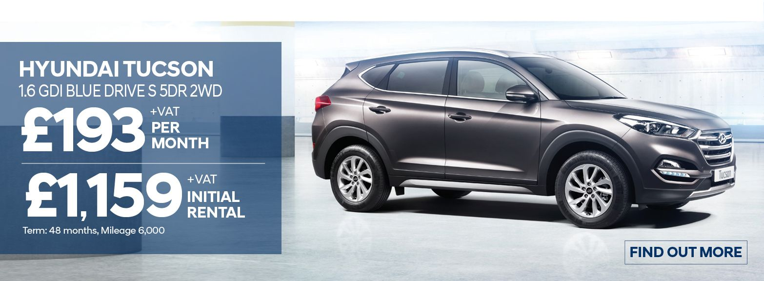 Hyundai Business Offers