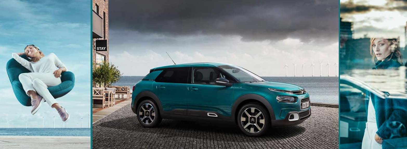 Launch of the New Citroen C4 Cactus Hatch