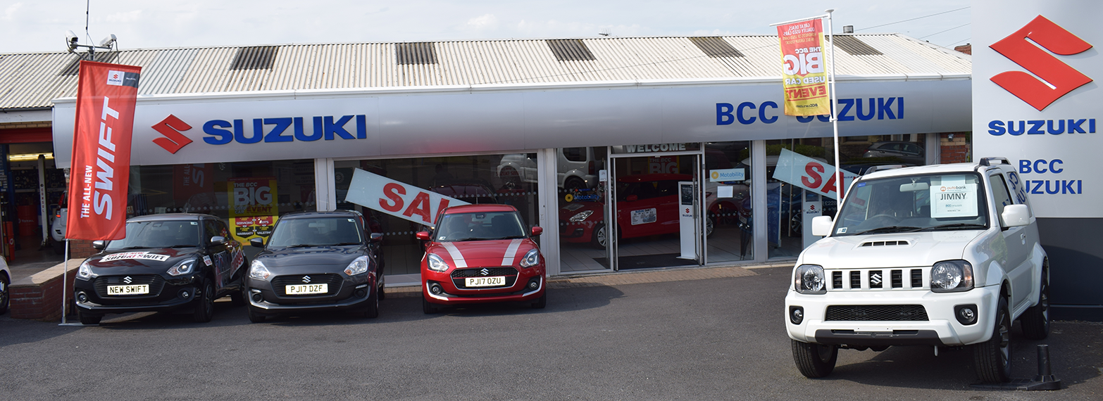 Awarded UK's No.1 Suzuki Aftersales Department