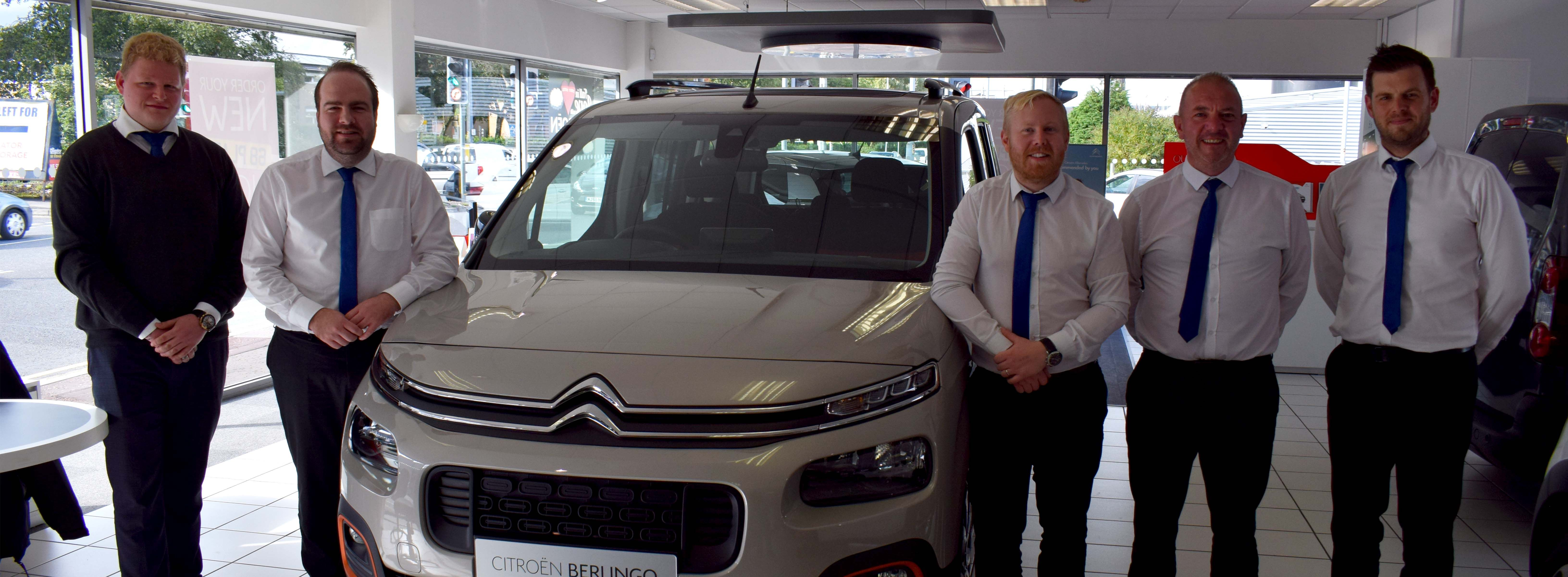 BCC Citroen Bolton & Blackburn ranked within top 3 in the country