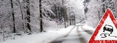 Top tips for driving in winter