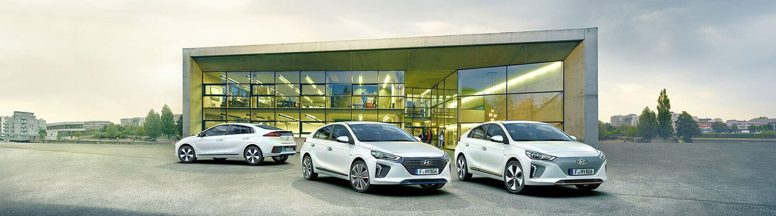 New Citroën & Hyundai Electric & Hybrid cars for sale - BCC Cars, Blackburn, Bolton & Bury