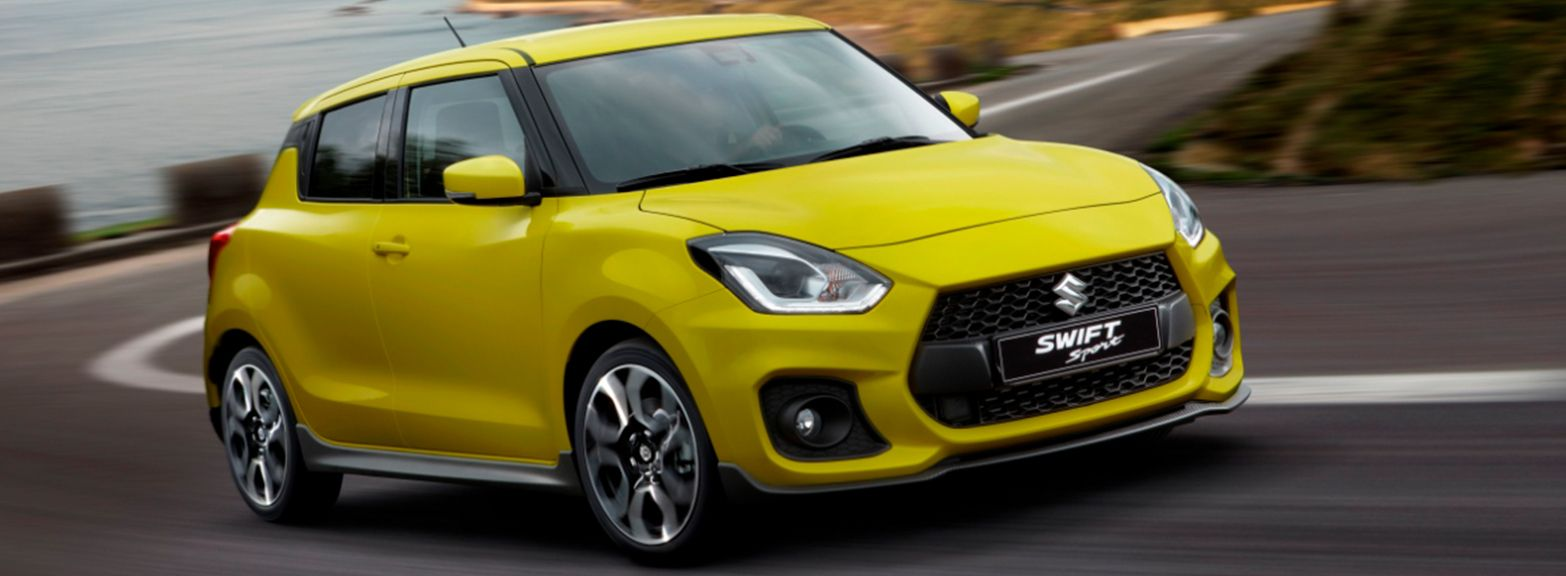 The new Swift Sport is coming to BCC Suzuki