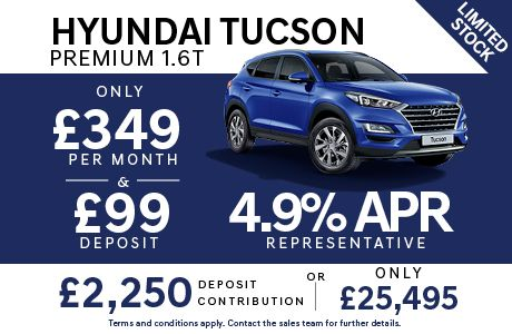 Euro Car Parts Bolton >> View Hyundai Tucson offers at BCC Cars in Bolton & Bury