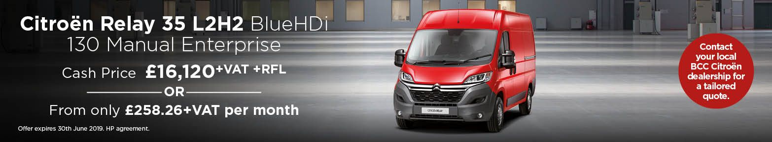 Citroen Business and Leasing