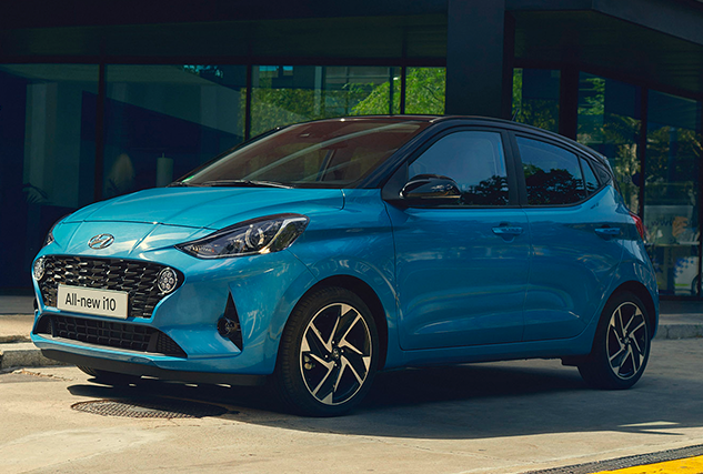 i10 1.0 MPi SE Connect 5dr Auto Motability Offer