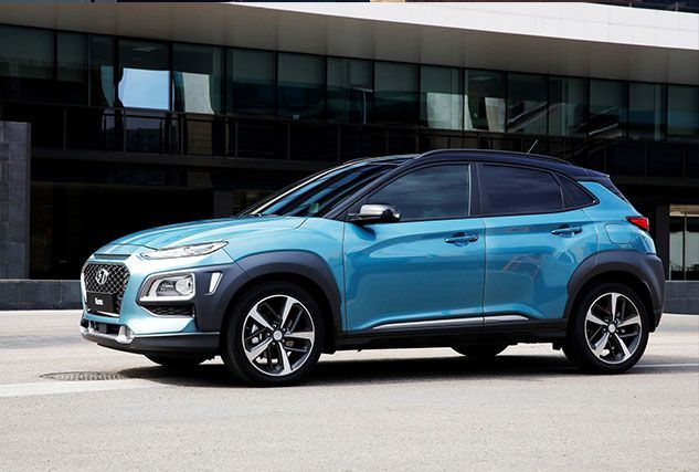 New HYUNDAI KONA HATCHBACK SPECIAL EDITIONS at BCC Cars