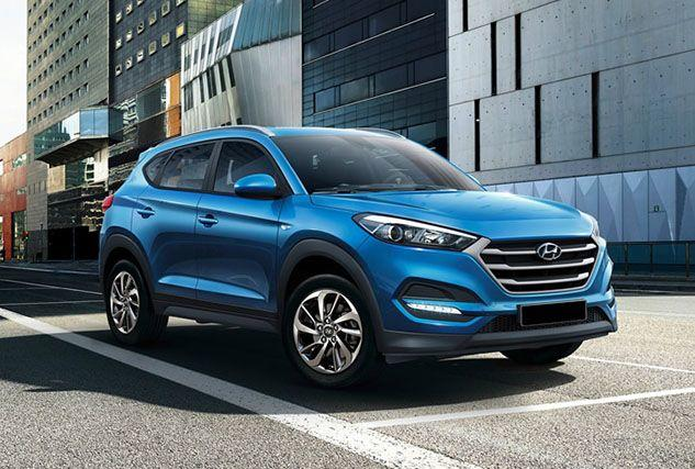 New HYUNDAI TUCSON ESTATE at BCC Cars