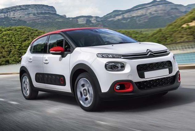 New CITROEN C3 DIESEL HATCHBACK at BCC Cars