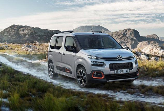 New CITROEN BERLINGO ESTATE at BCC Cars