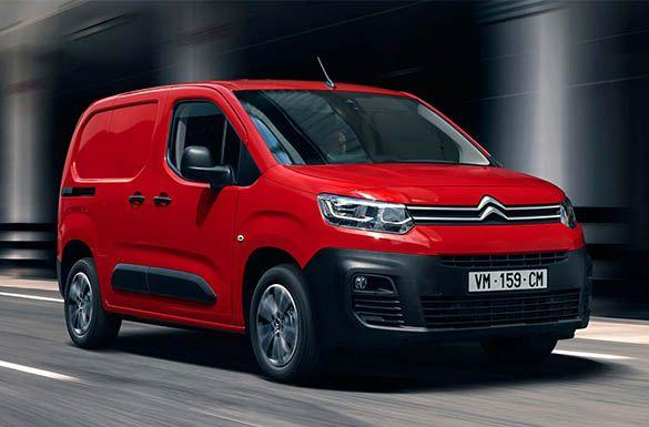 New CITROEN BERLINGO M DIESEL at BCC Cars