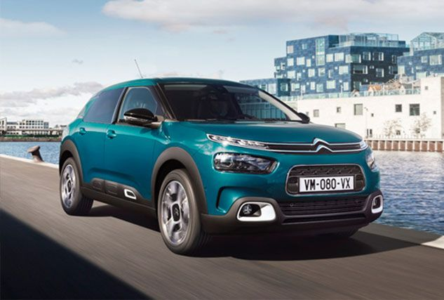 New CITROEN C4 CACTUS HATCHBACK SPECIAL EDITIONS at BCC Cars