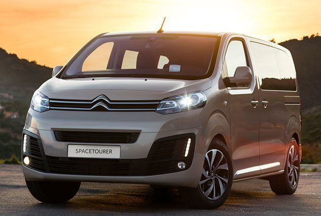 New CITROEN SPACE TOURER DIESEL ESTATE at BCC Cars