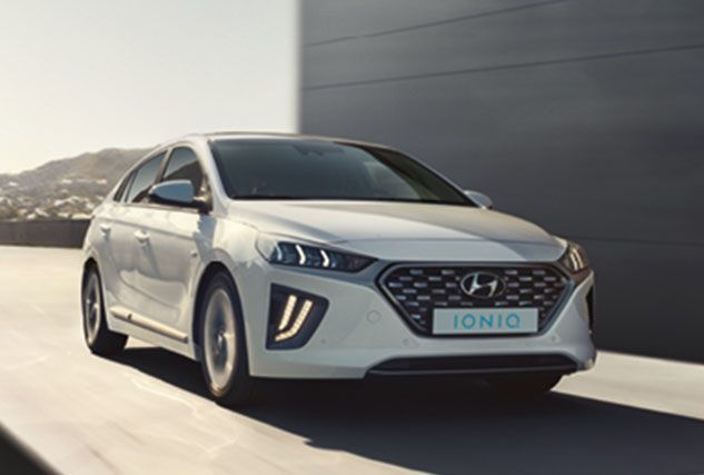 New HYUNDAI IONIQ HATCHBACK SPECIAL EDITIONS at BCC Cars