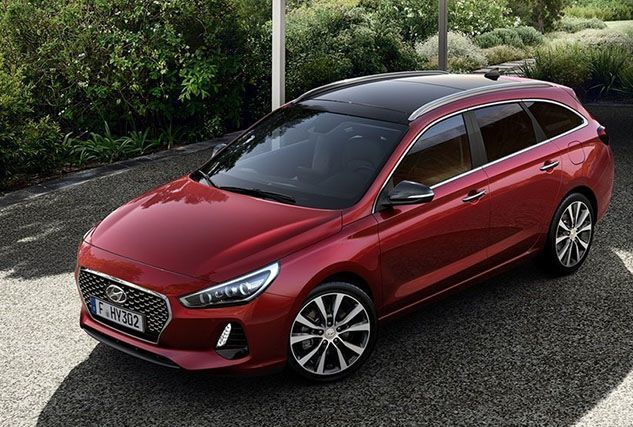 New HYUNDAI I30 TOURER at BCC Cars
