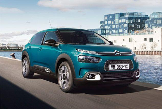 New CITROEN C4 CACTUS HATCHBACK at BCC Cars
